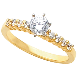 Engagement Ring Mounting DD - 120416:265403:P