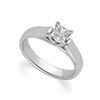 Solitaire Engagement Ring Mounting