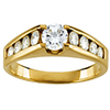 Cathedral Engagement & Band Mountings